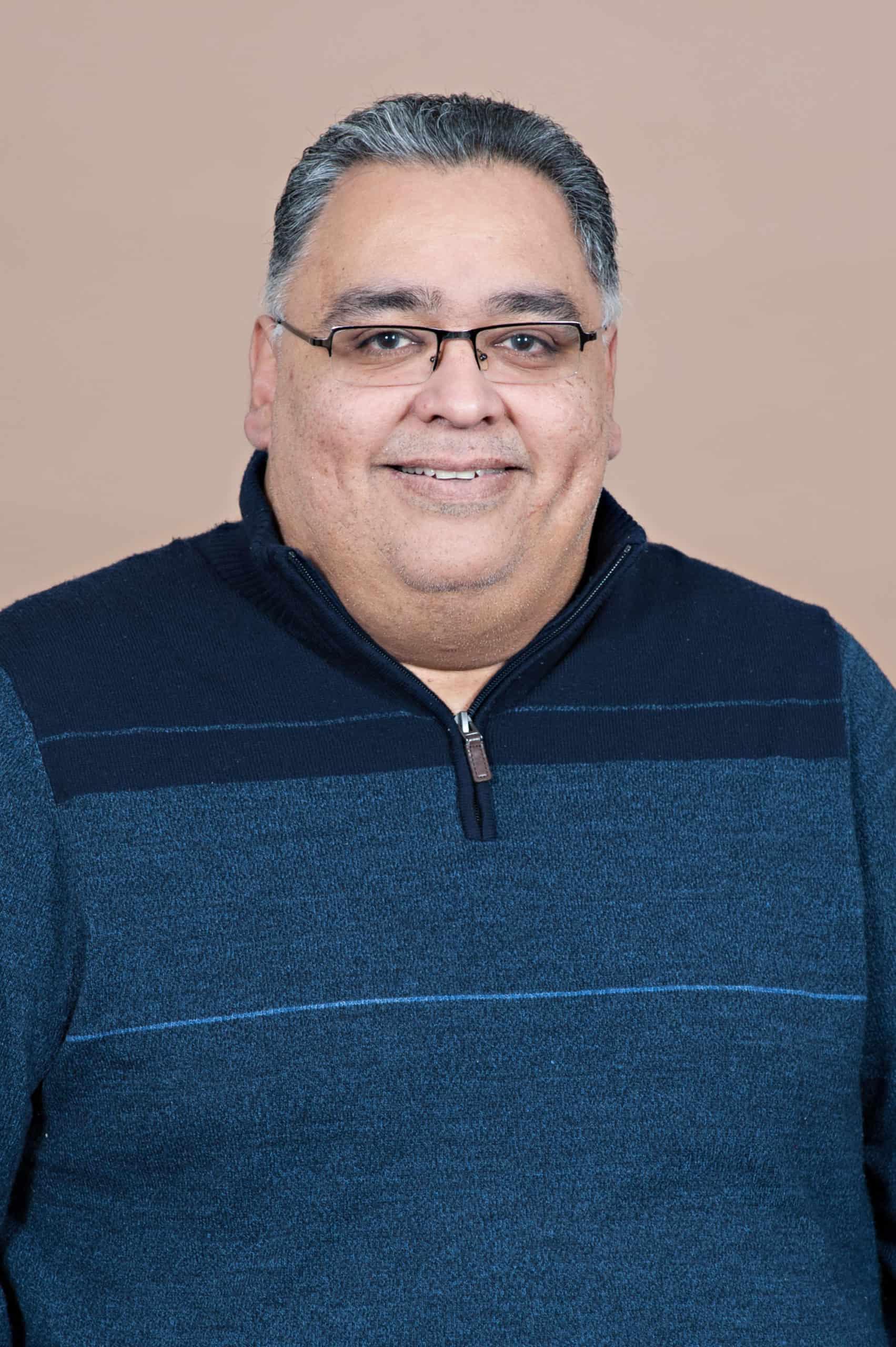 REV. DR. CECILIO HERNANDEZ